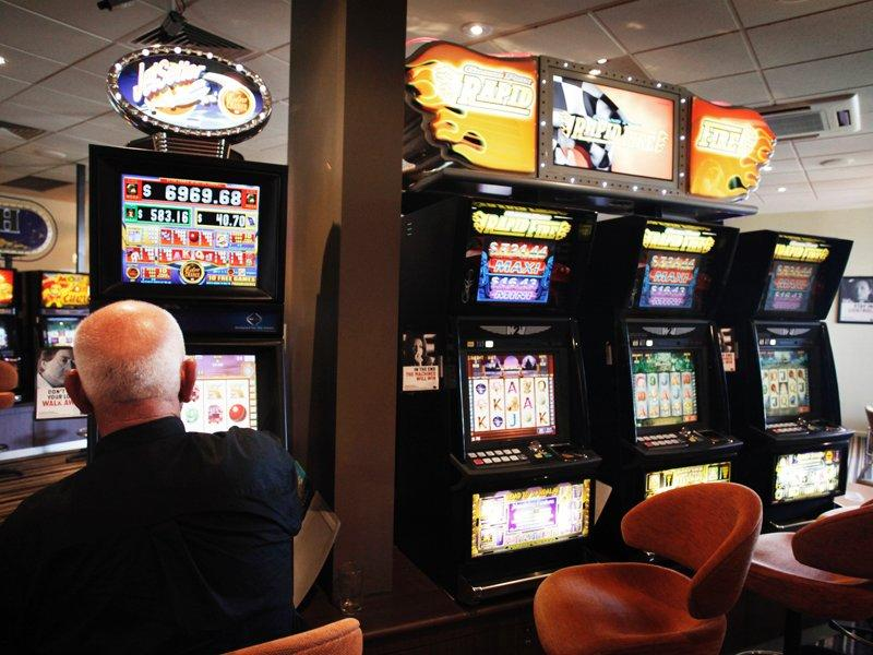 Pokies ACT precommitment trial sunk