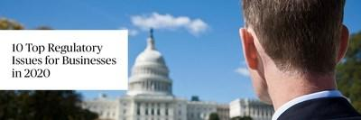 Paychex, Inc. today identified the top 10 regulatory issues that employers should be aware of and prepared for in 2020.
