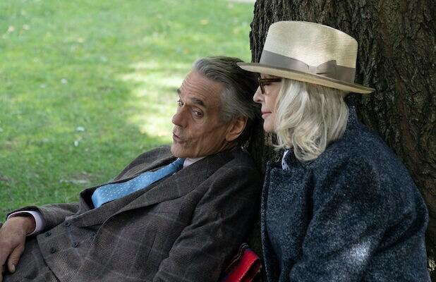 Diane Keaton Rom-Com 'Love, Weddings and Other Disasters' Nabbed by Saban Films