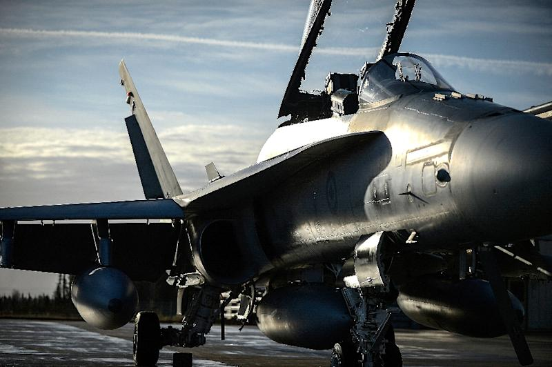 Canada's current fleet of fighter jets is more than three decades old and was scheduled to be retired in 2020, but could now see a decade more of service