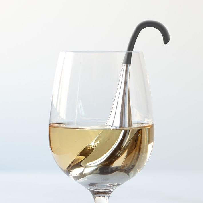 <p>These <span>Williams Sonoma Wine-Chilling Wands (Set of 2)</span> ($40) are such a smart invention.</p>