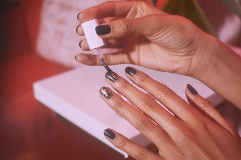 <p>For the friend that's always at the nail salon or painting their own nails on a weekly basis, new mani tools will be at the top of their holiday list. Given their existing obsession you'll want to get creative with the nail polish colors you choose to ensure they don't already have it.</p> <p><strong>What to Include:</strong> Consider checking if their favorite nail polish brand released a special holiday collection this year or get them a new polish iteration of their favorite color. Then add in staples like a clear topcoat and base coat, new files, nail polish remover, and nail stickers.</p>