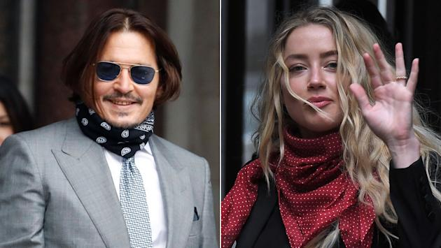 Johnny Depp's bodyguard says Amber Heard abused the Hollywood star