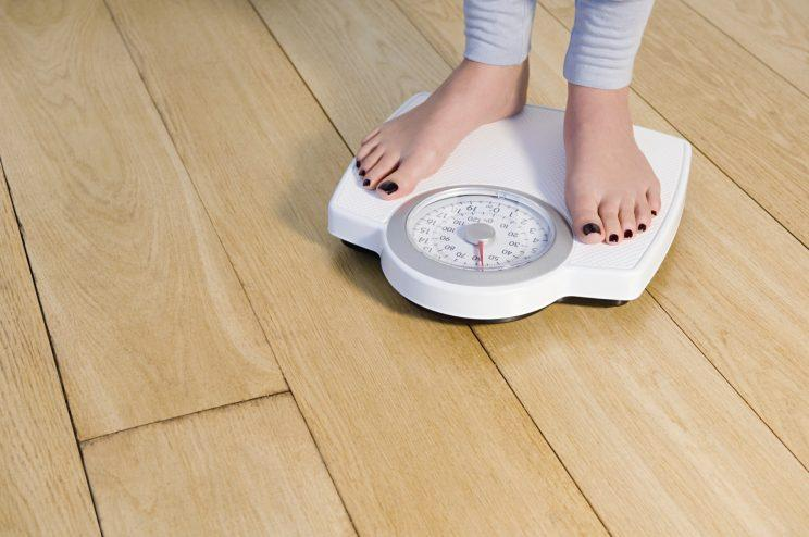 The average woman will change dress sizes 31 times in a lifetime [Photo: Getty]