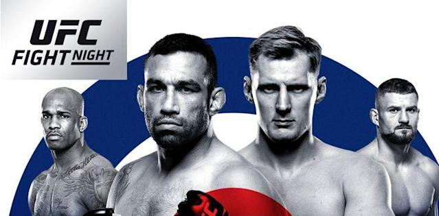 UFC Fight Night 127 Gate and Attendance Numbers from London