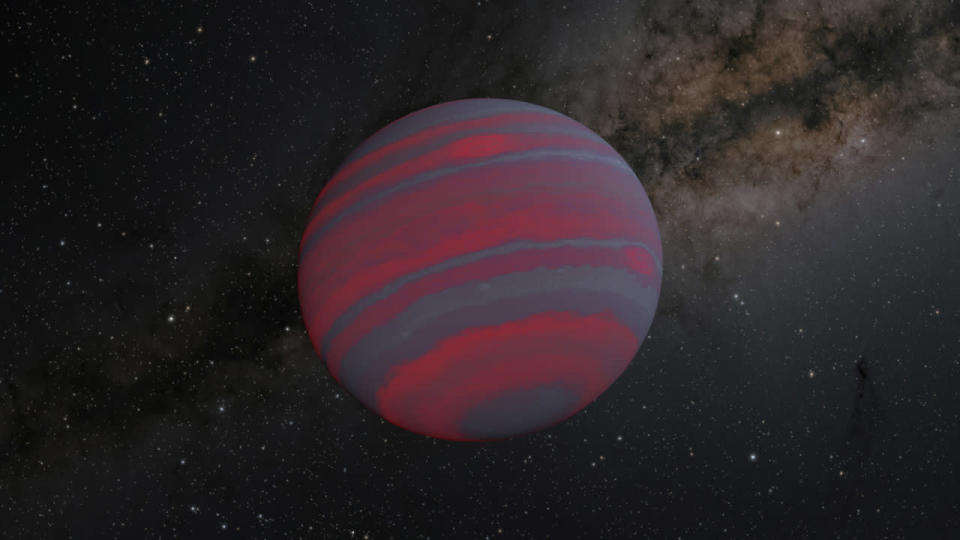 Trio of 'failed stars' may reveal one of the Universe's speed limits