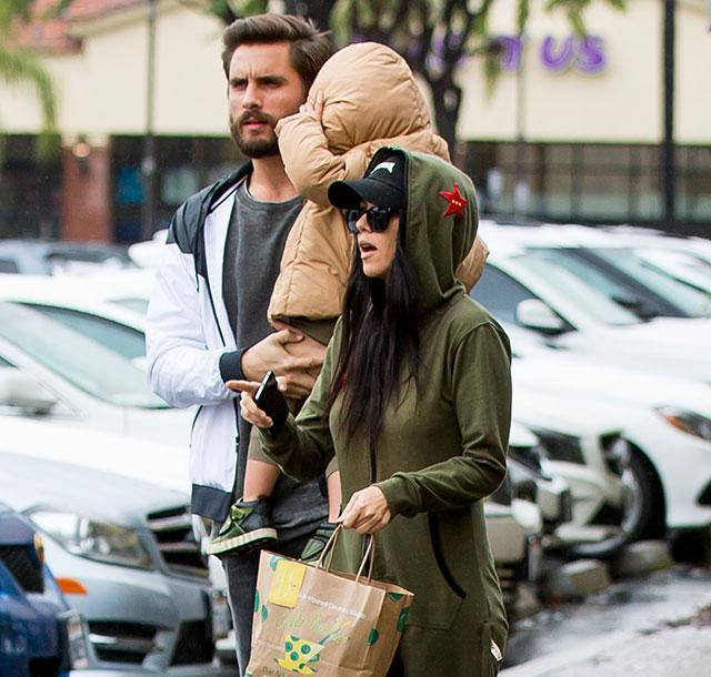 Kourtney Kardashian, Scott Disick back together?