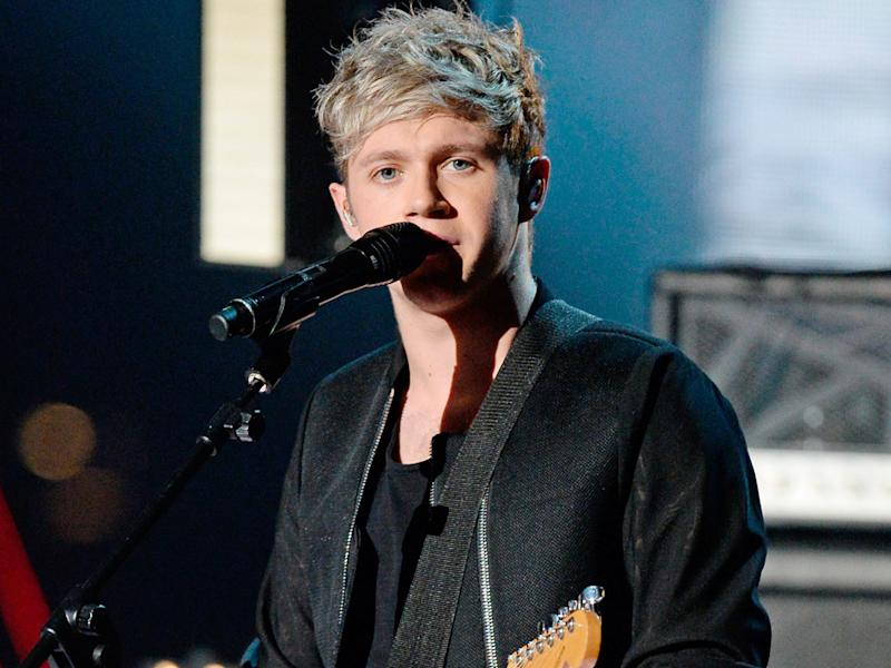 Niall Horan 'consulting self-help guides'