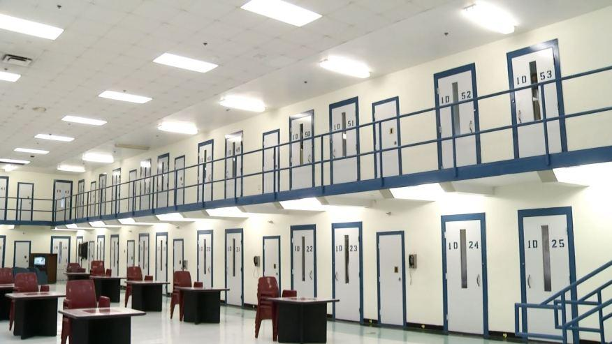 Chatham County Detention Center.