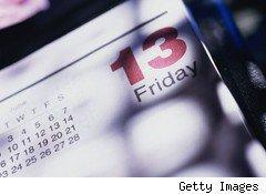 Billion Dollar Phobia? Friday the 13th Fears Take a Big Economic Toll