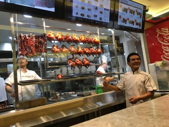 Chef Chan Hon Meng has expanded his Hawker Chan brand in the one year since he received a Michelin Star.