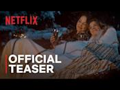 """<p><strong>Watch now on Netflix</strong></p><p>Katherine Heigl and Sarah Chalke (Scrubs) star in this heartwarming drama series as Tully and Kate, two childhood best friends who meet as young girls on Firefly Lane, going on to become inseparable friends into their 40s, with an unbreakable bond - surviving 30 years of ups and downs. </p><p>Based on Kristin Hannah's novel of the same name, the series is set to be released on Netflix next month.</p><p><a href=""""https://youtu.be/MQ2PPVAtJNA"""" rel=""""nofollow noopener"""" target=""""_blank"""" data-ylk=""""slk:See the original post on Youtube"""" class=""""link rapid-noclick-resp"""">See the original post on Youtube</a></p>"""
