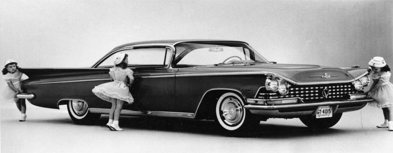Key events in the history of the Buick brand