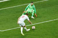 <p>How does Kane not score a second goal for England?! </p>