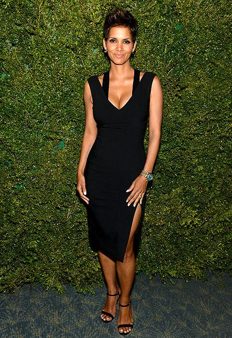 """Halle Berry: Second Pregnancy Is """"Biggest Surprise of My Life"""""""