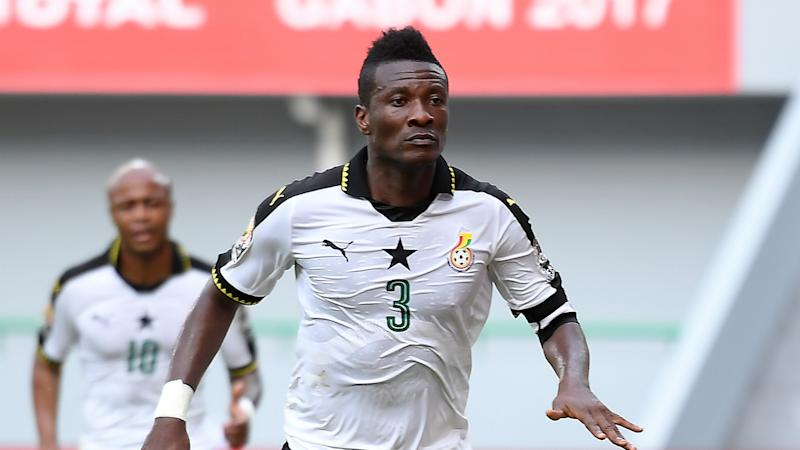 Ghana president Akufo-Addo's happy as Gyan makes peace with Appiah