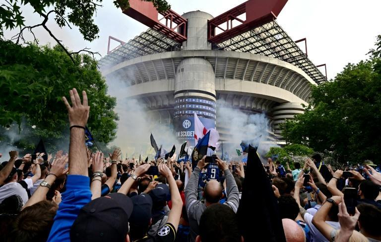 Fans will be allowed to fill Serie A stadiums, including the San Siro, to half capacity early this season