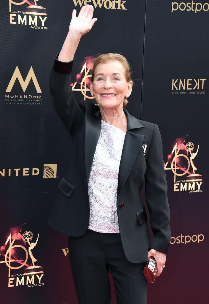 Judy Sheindlin, best known as the star of