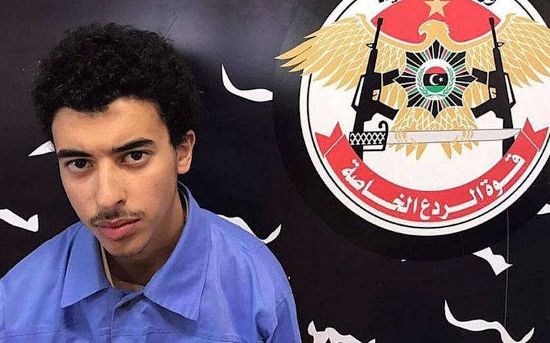 Hashem Abedi, the younger brother of Manchester bomber Salman Abedi, will be tried in Libya over his suspected role in the attack  - Libya Interior Ministry