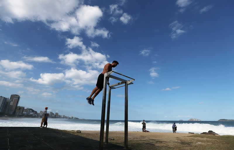 Rio de Janeiro will reopen beaches when there is a COVID-19 vaccine: mayor