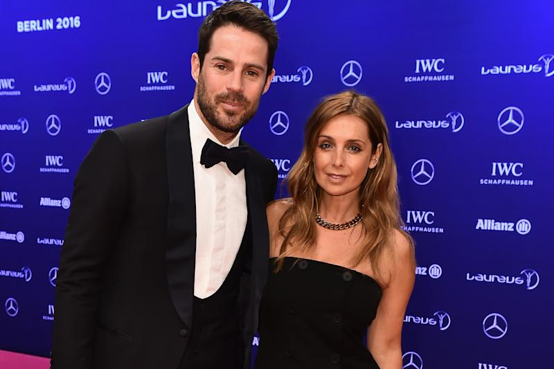 Louise Redknapp to divorce Jamie Redknapp