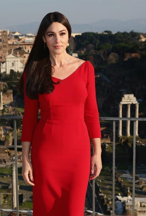 <p>At 51 years old, Belluci takes to the big screen as the oldest ever Bond girl — but you'd never know it by her classic beauty. She plays the widow of an assassin killed by Bond, and we can't wait to see her take on 007.<i> Photo: Getty Images</i><br></p>