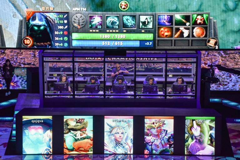 eSports careers can be lucrative, but they are often short