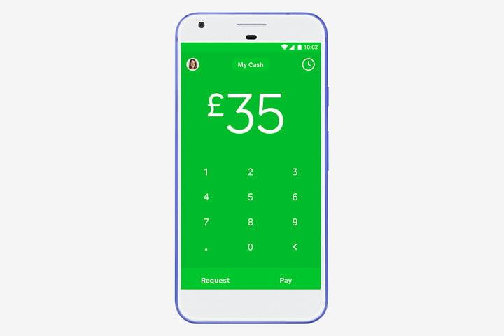 Square Cash Android