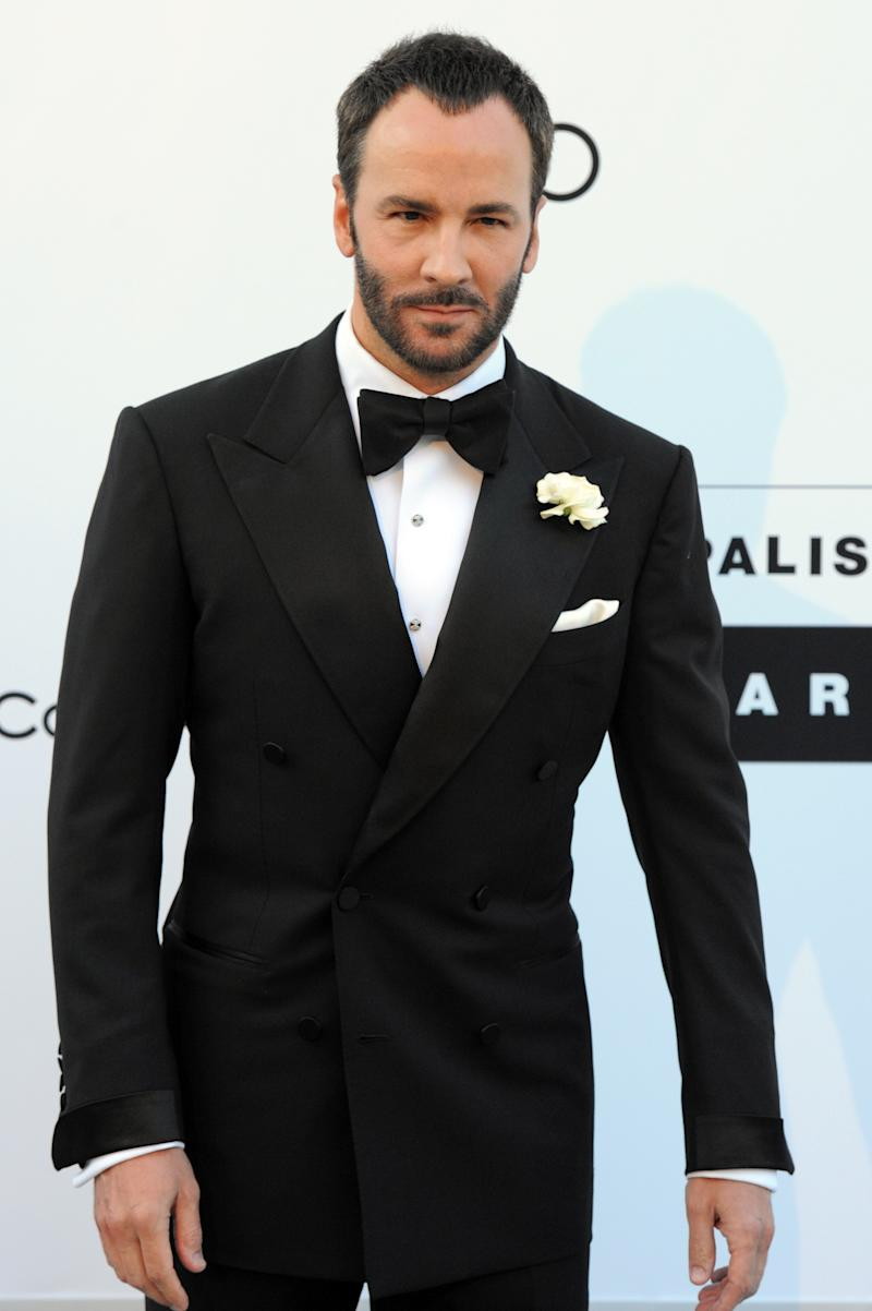 5f37de05af Tom Ford will show latest menswear collection at New York Fashion Week
