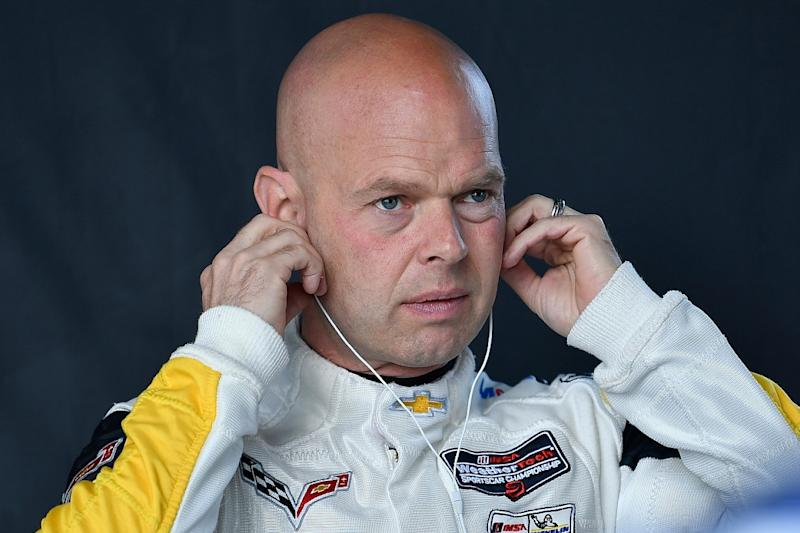 Magnussen dropped by Corvette after 16 years