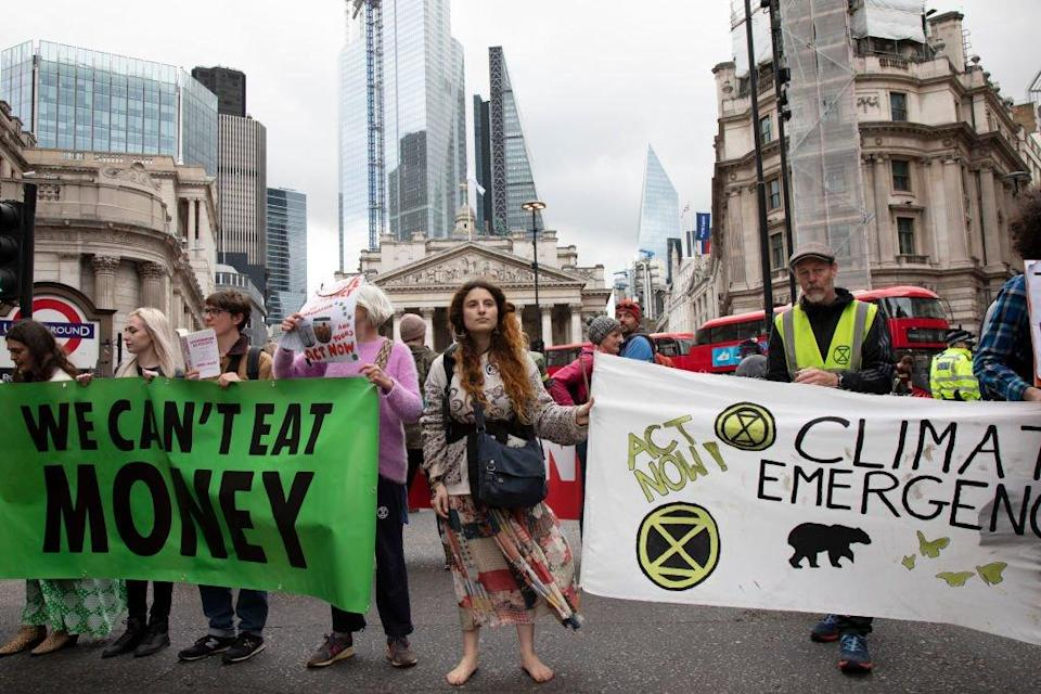 Central Banks Are the World's Newest Climate Change Activists