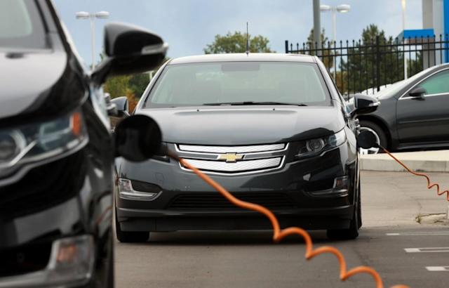 Chevy Volt Tax Credit >> House Republicans Pitch To Abolish Federal Ev And Phev Tax