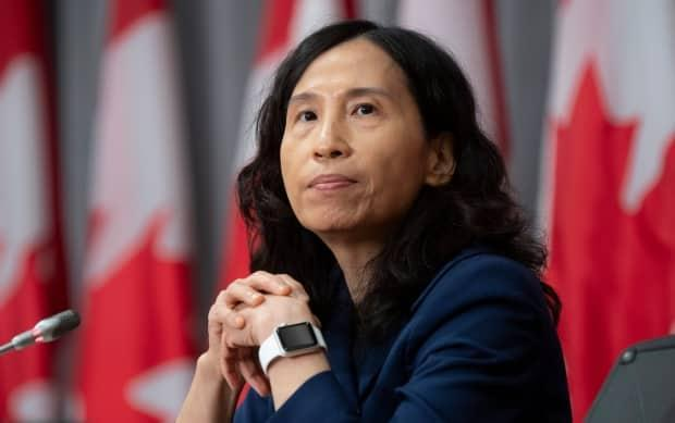 Chief Public Health Officer Dr. Theresa Tam said Friday that new studies suggest the initial COVID-19 dose 'packs quite a punch.'