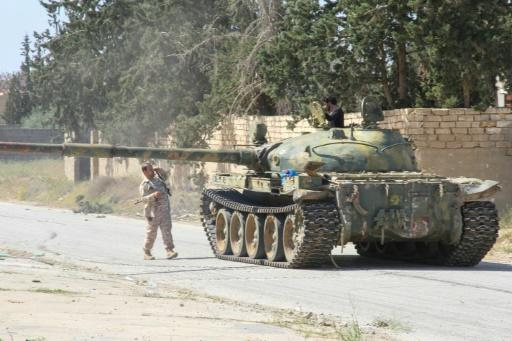 As much of the world has hunkered down amid the pandemic, militias in the south of the capital Tripoli have kept fighting
