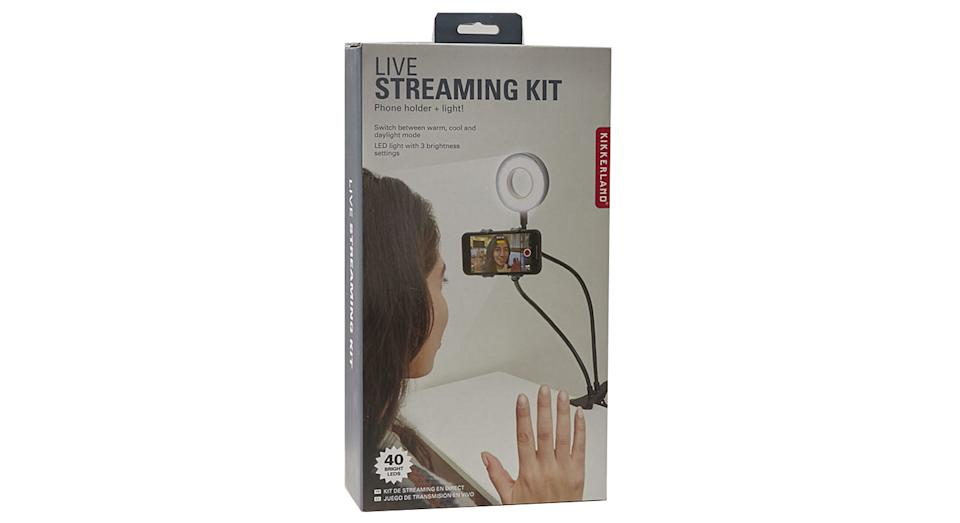 Kikkerland Live Streaming Kit