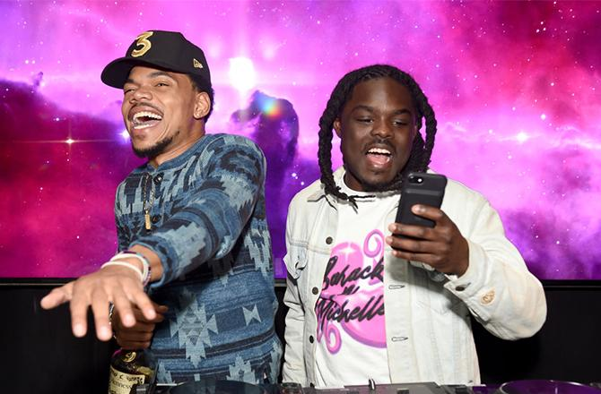 Chance the Rapper Recruits King Louie and DJ Oreo for His Upcoming Be Encouraged Tour