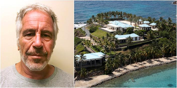 jeffrey epstein island preview