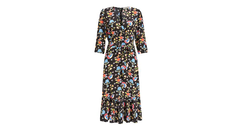Somerset by Alice Temperley Peruvian Floral Dress