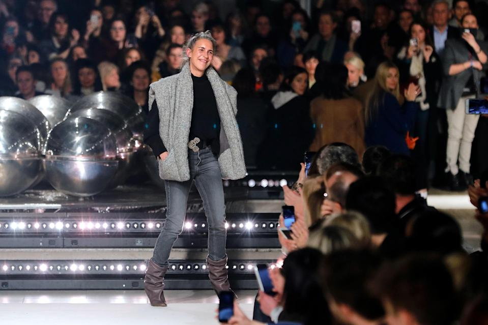 French fashion designer Isabel Marant has apologized after the Mexican government criticized her for appropriating and selling clothes based on traditional indigenous patterns.