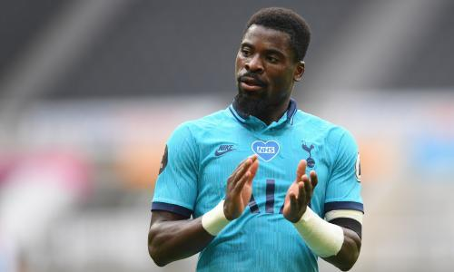 Milan contact Tottenham over Aurier as Rose admits he would love to stay