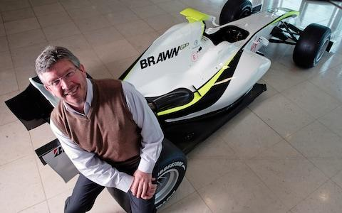 Ross Brawn - Credit: John Robertson