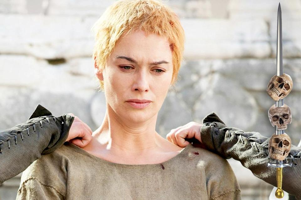 """<p>All hail the Queen Mum! Sure, Cersei is a terrible, terrible person (particularly when drunk), but her tenacious self-preservation, not to mention her fierce love for her children, has helped her survive a number of perilous situations and earn our grudging respect. <a rel=""""nofollow"""" href=""""https://www.yahoo.com/tv/game-of-thrones-season-6-trailer-211205080.html"""" data-ylk=""""slk:Early trailers;outcm:mb_qualified_link;_E:mb_qualified_link;ct:story;"""" class=""""link rapid-noclick-resp yahoo-link"""">Early trailers</a> have already teased an impending war between her soldiers and the High Sparrow's legions, and while that battle will claim many lives, we're fairly confident that hers won't be among them.<br></p><p><i>(Credit: Helen Sloa/HBO)</i></p>"""
