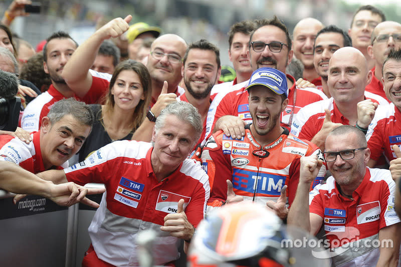 """#33 - Andrea Dovizioso - GP de Malesia 2016<span class=""""copyright"""">Gold and Goose / Motorsport Images</span>"""