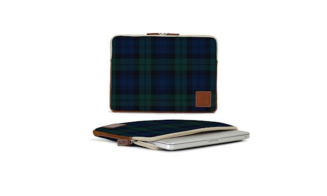 "<p>The Buchanan 13"" Laptop Case in Glen Plaid, $65, <a href=""https://www.barringtongifts.com/the-buchanan-13-laptop-case-glen-plaid.html"" rel=""nofollow noopener"" target=""_blank"" data-ylk=""slk:barringtongifts.com"" class=""link rapid-noclick-resp"">barringtongifts.com</a> </p>"