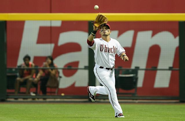 Brewers get outfielder Gerardo Parra from D-backs for two prospects