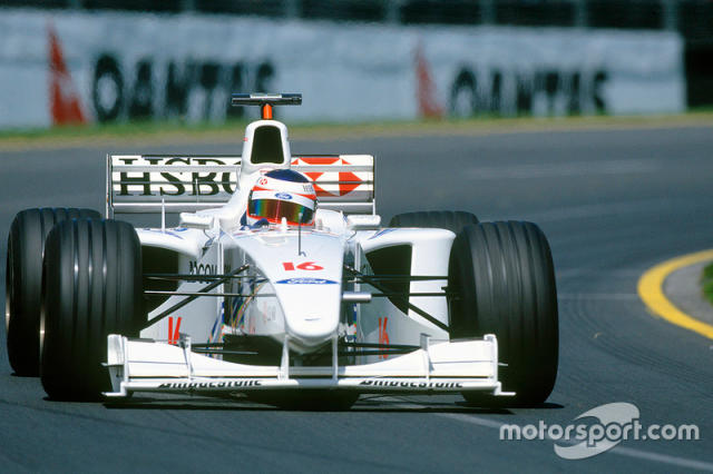 """1999: Stewart, 7º no campeonato (21 pts) <span class=""""copyright"""">LAT Images</span>"""