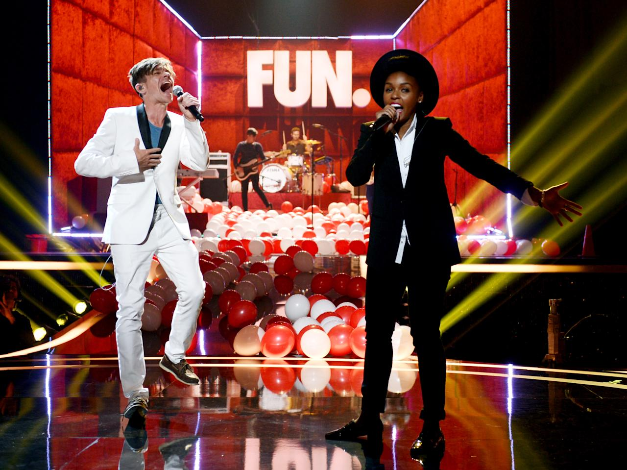 """""""We Are Young"""" - Fun. Featuring Janelle Monáe"""