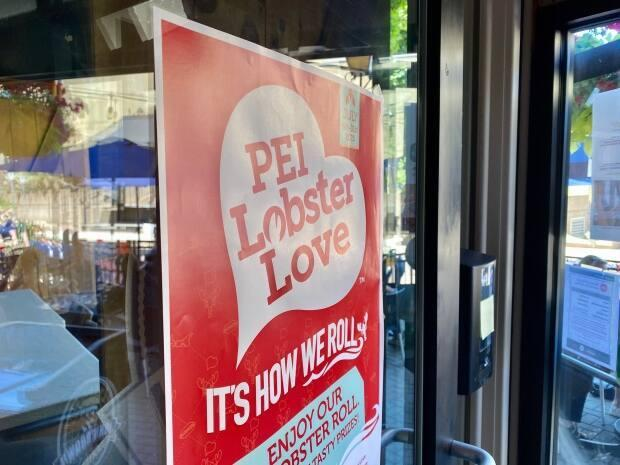 P.E.I.'s Lobster Love rolled out on July 5 and runs until July 31 (Jane Robertson/CBC - image credit)