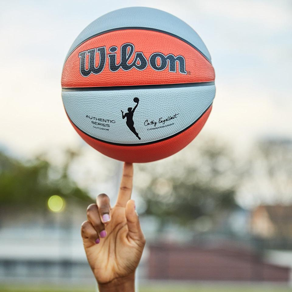 WNBA Authentic Outdoor Basketball
