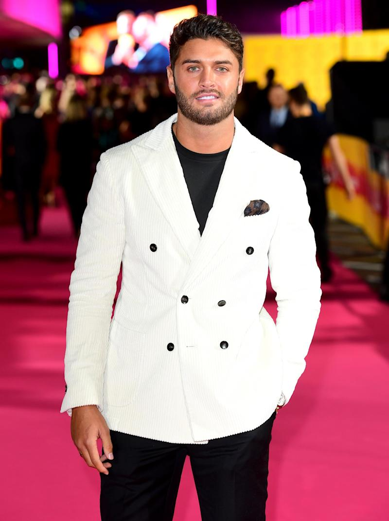 Tragedy: Mike Thalassitis pictured at an ITV event at London's Southbank Centre in October last year (Ian West/PA)